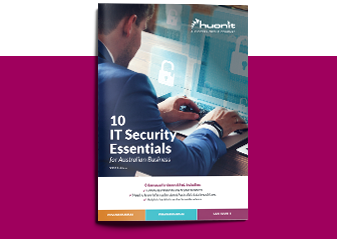 10 IT Security Essentials eBook